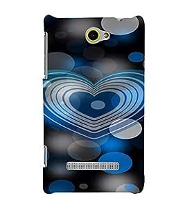 PrintVisa Love Heart Rose Chocolate Design 3D Hard Polycarbonate Designer Back Case Cover for HTC Windows Phone 8