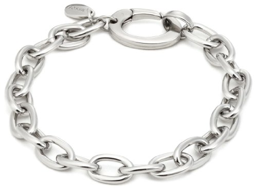 Hot FOSSIL Damen Charms-Armband Edelstahl JF84960040