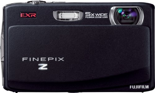 Fujifilm FinePix Z900EXR Black 16 MP CMOS Sensor