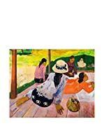 Legendarte Lienzo La Siesta di Paul Gauguin
