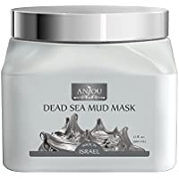 Anjou Dead Sea Mud Mask for Facial and Body Treatment