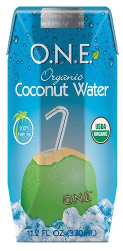 O.N.E. Coconut Water 11.2oz Aseptic Containers