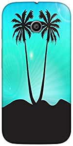 Snoogg Abstract Summer Backgroundsolid Snap On - Back Cover All Around Protec...