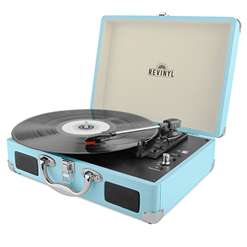 revinyl-briefcase-record-player-suitcase-vinyl-turntable-bluetooth-3w-speakers-blue