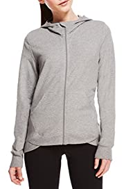 M&S Collection Active Hooded Top [T51-3005-S]