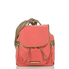 Serena Backpack<br>Grapefruit Bayview