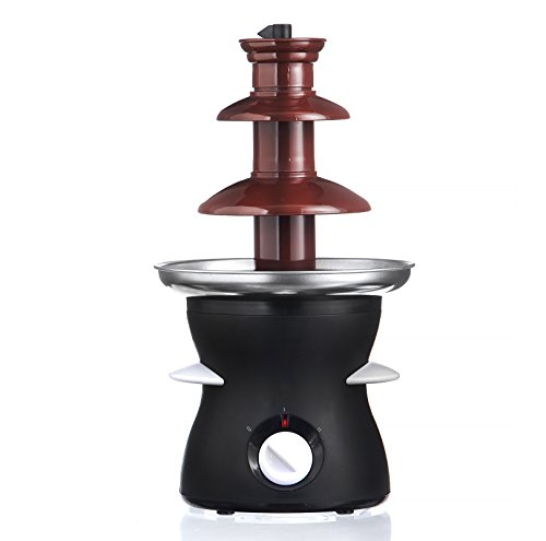 Sale!! Sagler 3 Tier Chocolate Fountain Stainless Steel