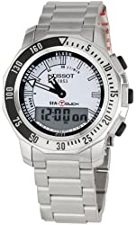 Tissot Men's T0264201103101 Sea-Touch Chronograph Watch