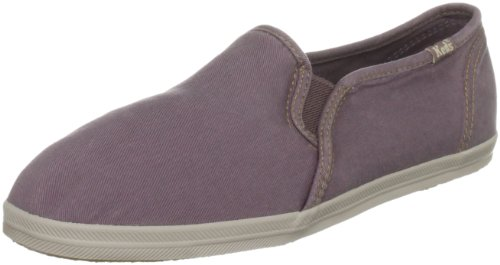 Keds Champion Slip On Not Too Shabby twimauve WF37674, Sneaker donna, Viola (Violett (twilight mauve)), 36