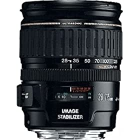 Canon EF 28-135mm f/3.5-5.6 IS USM Standard Zoom Lens for Canon SLR Cameras