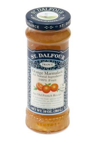 Orange Marmalade 100% Fruit - 10 oz