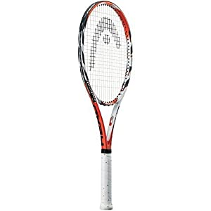 Head Microgel Radical OS Unstrung Tennis Racquet