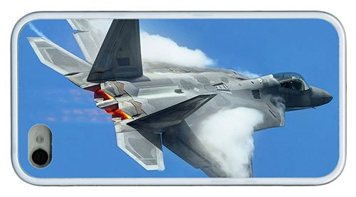 Hipster Iphone 4 Covers Good F22 Sound Barrier Tpu White For Apple Iphone 4/4S