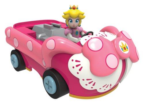 K'NEX Nintendo Mario Kart 7 Princess Peach Pullback Birthday Girl Kart