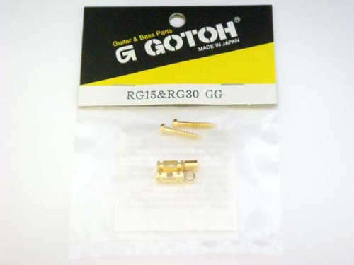 Mij G.Gotoh Barrel String Guide Set For Guitar Gold