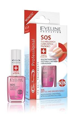 Eveline Cosmetics SOS Brittle and Broken Nail Treatment Multivitamin