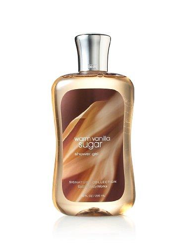 バス&ボディワークス ウォームバニラシュガーシャワージェル warm vanilla sugar shower gel