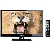 "Nevir NVR-7508-19HD-N - Televisor (48,26 cm (19""), HD-ready, 1366 x 768 Pixeles, Analógico y Digital, PAL, SECAM, DVB-C, DVB-T) Negro"