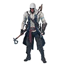 McFarlane Toys Assassin's Creed Connor Action Figure
