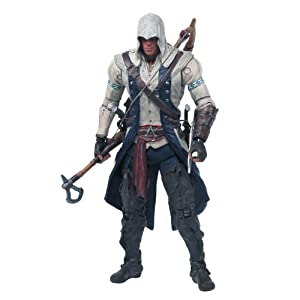 Assassin's Creed Series 1 Connor Action Figure