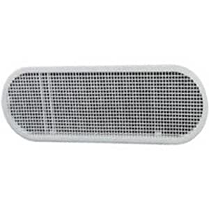 Soffit Vent 4x12in White Oval Pack Of 36 Amazon Com
