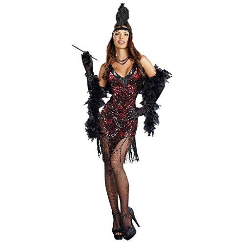 Flapper Costume Roaring 20s