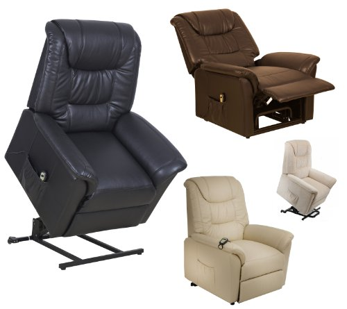 Riva Deluxe Electric Rise and Recliner mobility chair -FREE COURIER DELIVERY