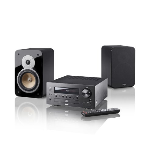 surround test teufel kombo 42 mini hifi anlage stereo. Black Bedroom Furniture Sets. Home Design Ideas