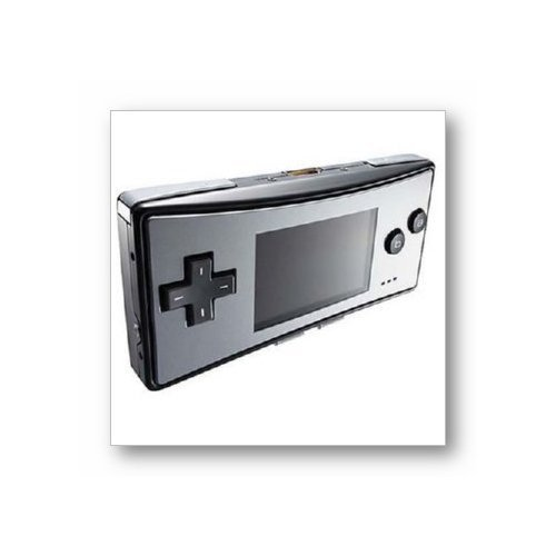 Game Boy Micro Black - Game Boy Advance