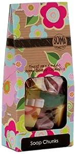Bomb Cosmetics Finest Handmade Soaps Chunks Gift Set