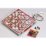 Chutes and Ladders, Scattergories, or Sorry Game Keychain Assortment VII