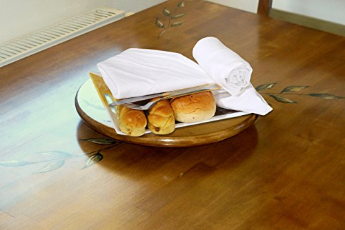 Flour-Sack-Towels Dish-Cloth Kitchen-Towels Pure Cotton 12-Pack,