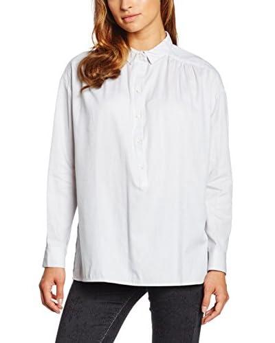 Pedro del Hierro Camisa Mujer Herringbone
