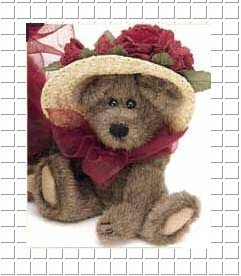 Boyds Hat Bear Ginnie Higgenthrope #918442