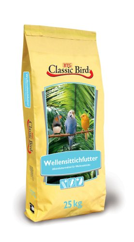 Classic Bird Wellensittichfutter, 2,5kg
