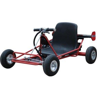 MotoTec 24v Solar Electric Go Kart