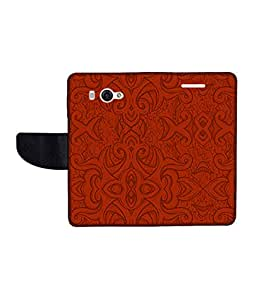 KolorEdge Printed Flip Cover For Redmi Xiaomi MI2S Multicolor -(45KeMLogo12460XiaomiMI2S)