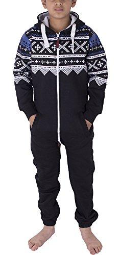 kids-aztec-print-boys-and-girls-onesie-playsuit-all-in-one-piece-children-jumpsuit-size-7-8-9-10-11-