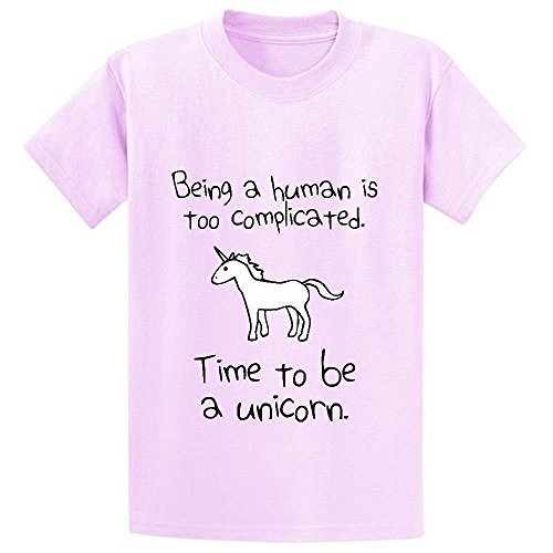 unicorn-time-to-be-a-unicorn-child-personalized-crew-neck-t-shirts-s-120