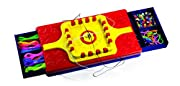 Crorey Creations My Lanyard Maker, Red/Yellow