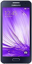 Samsung Galaxy A3 Téléphone portable débloqué 4G (Ecran: 4,5 pouces - 16 Go - Simple SIM - Android 4.4 KitKat) Noir