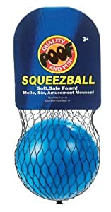 POOF-Slinky 277BL POOF 2.5-Inch Foam Squeezeball, Assorted Colors by Poof TOY (English Manual)