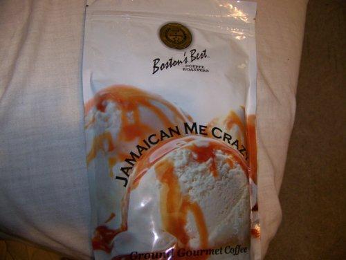 Boston'S Best Jamaican Me Crazy Ground Gourmet Coffee 12 Oz