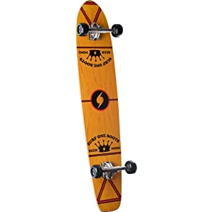 Surf One Beirut Complete Skateboard