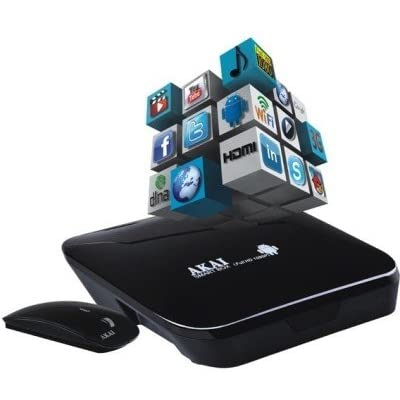 Akai Smart Box (Black)