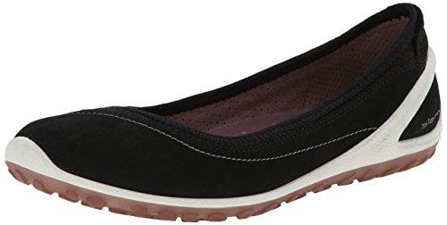 ECCO Biom Lite Ladies Scarpe da Corsa, Donna, Nero(Black/Black/Woodrose 59931), 41
