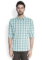ColorPlus Dark Green Men's Shirt