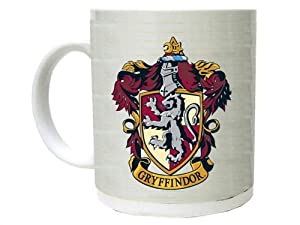 Harry Potter Gryffindor Decal Mug