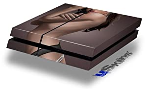 Sensuous Pin Up Girl - Decal Style Skin fits original PS4 Gaming Console