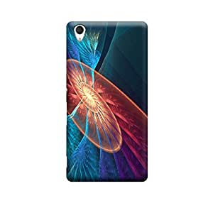 iShell Premium Printed Mobile Back Case Cover With Full protection For Sony Xperia M4 (Designer Case)